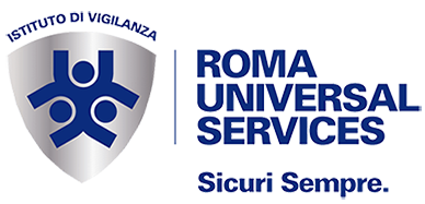 Roma Universal Services Logo